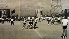 創立10周年記念体育大会